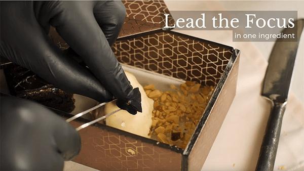 Bento box plating