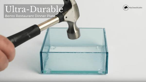 Durable dinnerware