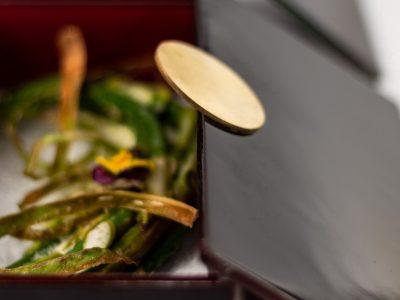 Luxury bento box design for restaurant reopening