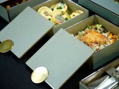 Bento Pasta Plate