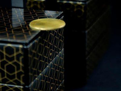 Japanese style bento baskets