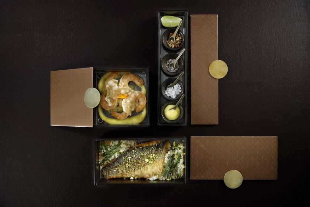 Modern Bento Box