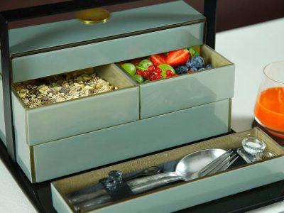 Luxury bento box and basket