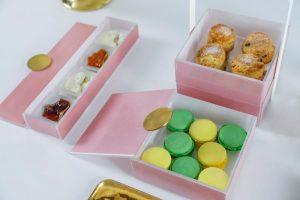 3 Tier Bento Box for High Tea