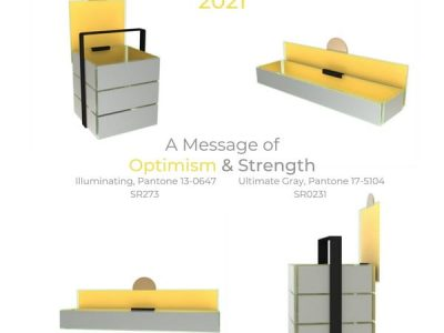 Pantone Colors 2021 - Bento Plates