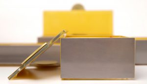 Pantone dinnerware yellow and grey