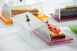 Glass Cake Cloche