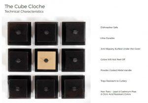 Cloche food cover