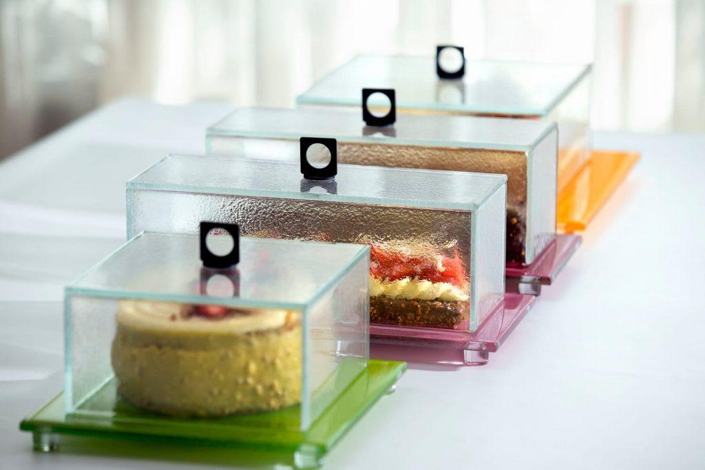 Food Cloche by MyGlassStudio