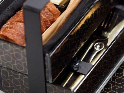 Bread basket table accessories
